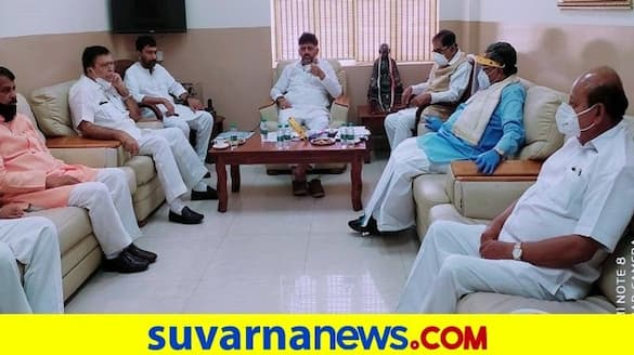 Karnataka government rejects congress MLAs Rs 100 crore for vaccine rbj