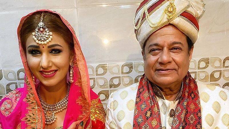 bigg boss 12 anup jalota jasleen wedding picture viral vcs