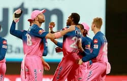 """<p style=""""text-align: justify;"""">Archer, who was hit a six on just the previous ball, bowled a yorker to deceive the long-standing man, Gayle, on which he lost his wicket. Falling short of just one run for the mega century, he threw his bat in disgust.&nbsp;</p>"""