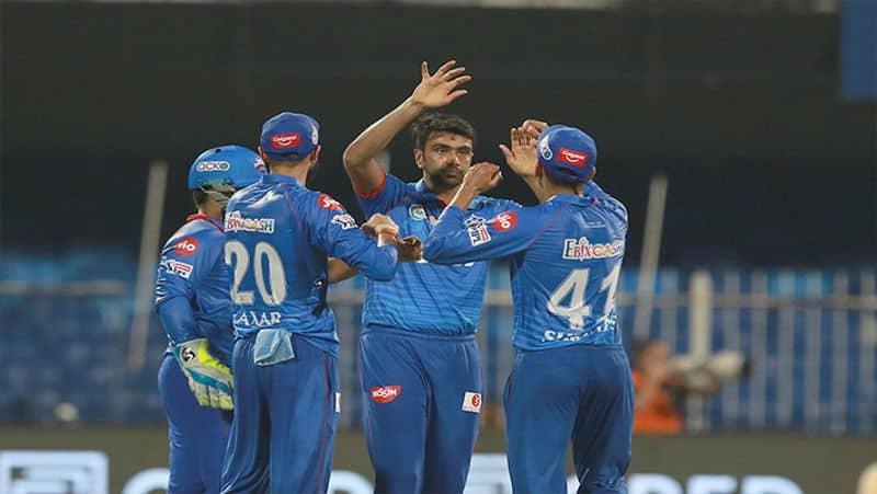 Delhi Capitals defeat Rajasthan Royals by 46 runs in IPL 2020 spb
