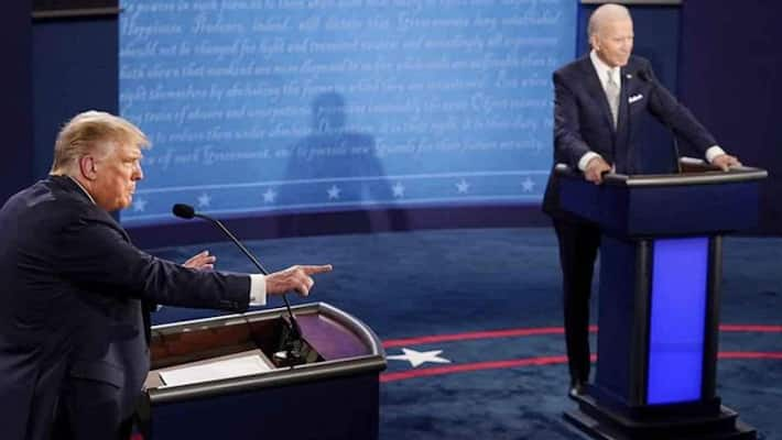 Presidential debates canceled on 15 October during the US election kpn