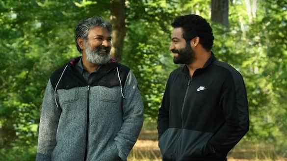 rajamouli wil be seen in rrr here are details ksr