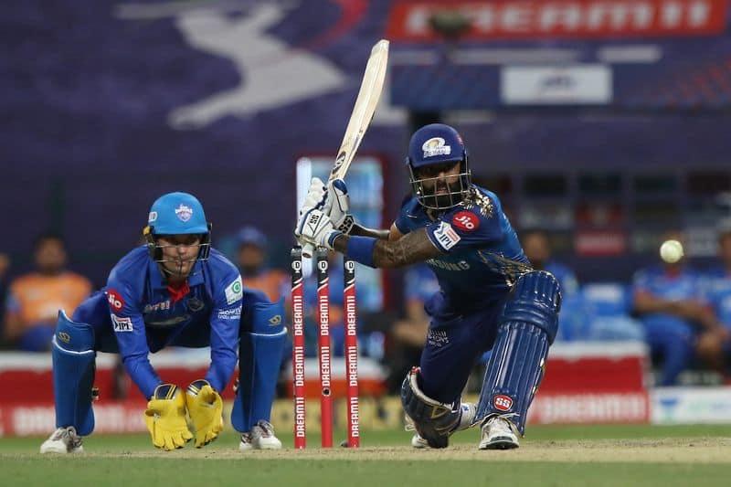 Mumbai Indians defeat Delhi Capitals by 5 wickets in IPL 2020 spb