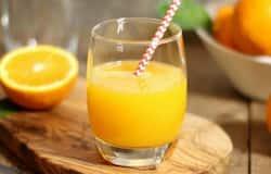 <p>orange juice</p>