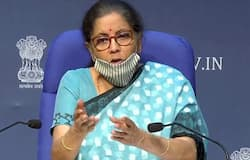"""<p>Sitharaman said, """"Indications are that savings of government and organised sector employees have increased, we want to incentivise such people to boost demand for the benefit of the less fortunate.""""<br /> &nbsp;</p>"""
