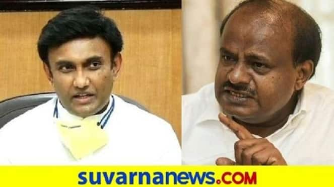 Karnataka Govt violates guidelines of union govt HDK reaction hls