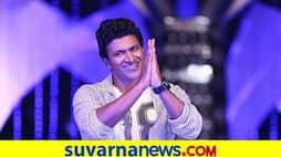 Actor Puneeth Rajkumar helps Kannada cine workers in Covid19 pandemic vcs