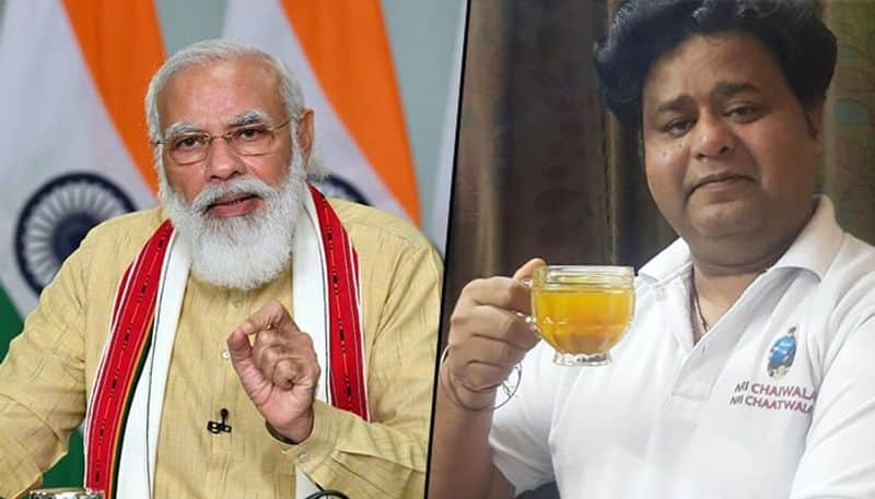 Honouring Modis Make in India to tea NRI gives up hospitality business returns to start own company