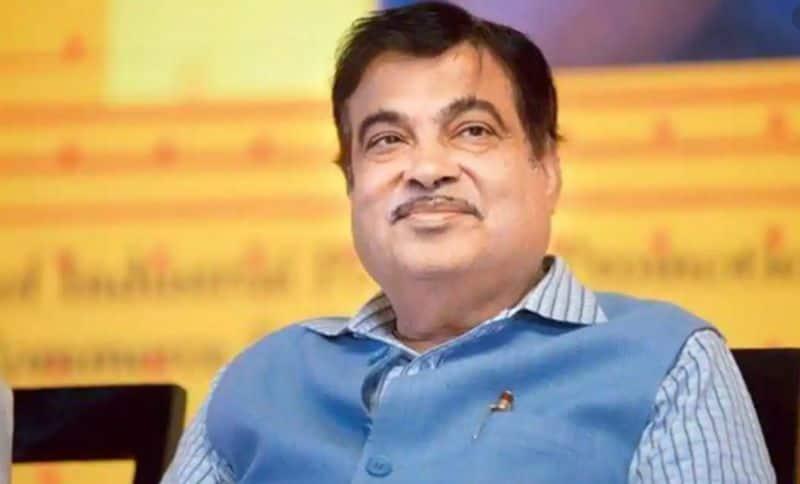 Assam Nitin Gadkari lays foundation stone for first Multi-modal Logistic Park