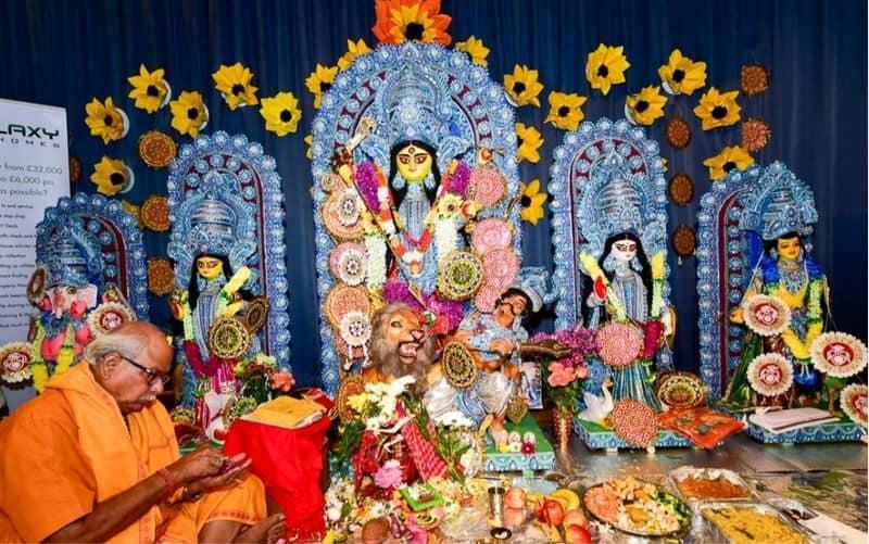 PM Narendra Modi inaugurate EJCC Durga Puja virtually on Maha Sasthi RTB