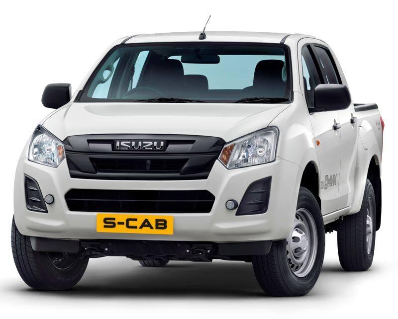 Isuzu Motors India launches BSVI D Max Regular Cab and S Cab vehicle ckm