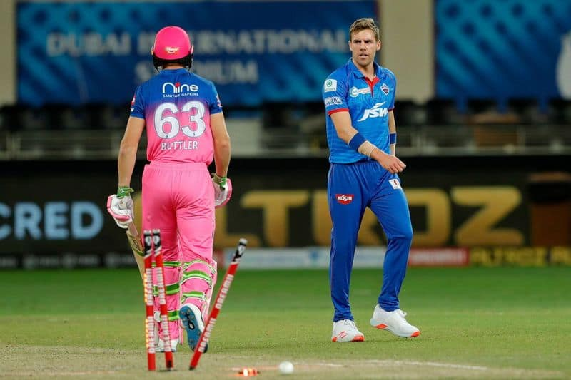 Delhi Capitals Player Anrich Nortje Tested Corona Positive CRA