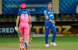 <p>The very next delivery happened to clock 155.21. Meanwhile, this delivery ensured the wicket of RR's wicketkeeper-batsman Jos Buttler, for 22. He later bowled another one that clocked 154.74. In the process, he scripted three consecutive records, as he also broke Dale Steyn's long-standing record. Steyn had clocked 154.40 while playing for Deccan Chargers.</p>