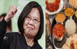 <p>जहां एक तरफ चीन के साथ ताइवान की तनातनी चल रही है तो हीं ताइवान का भारत को लेकर प्रेम कई बार देखा गया है। अब एक बार फिर ताइवान की राष्ट्रपति त्साई इंग वेन का भारतीय संस्कृति के प्रति जबर्दस्त प्रेम देखने को मिला है</p>