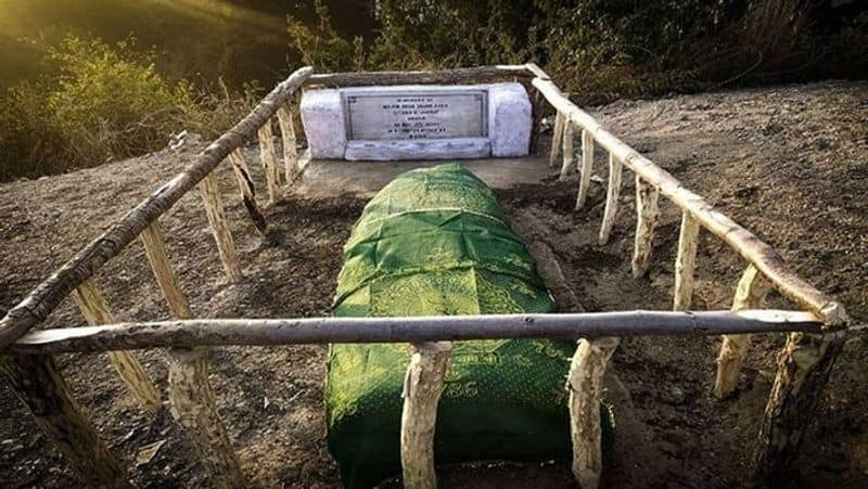 Indian Army resurrects grave of fallen Pakistani officer, proves why it commands immense respect