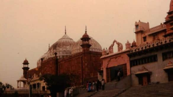 Petition filed in Mathura court seeking a ground radiology test of Agra Jama Masjid ckm