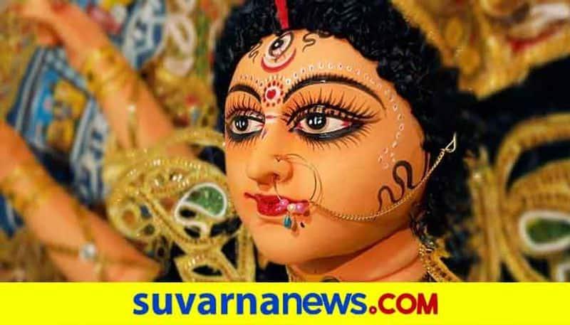 Importance of nine forms of goddess durga on Navarathri
