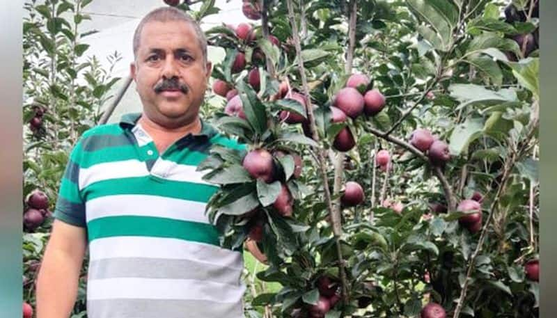Giving up his job in construction sector, Gopal took to farming; he now earns handsomely