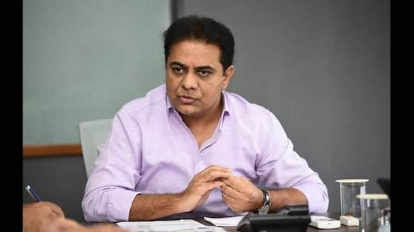 Ask KTR on Twitter Over Telangana Govts COVID Initiatives ksp