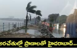 <p>Hyderabad floods: another 3 days heavy rain warning from meteorological department officials - bsb</p>