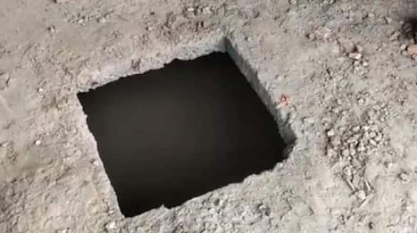 man assassinated woman, and throw her into septic tank - bsb