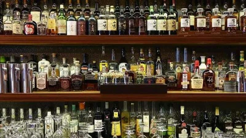 liquor sales timeings changed in andra pradesh due to the day curfew ksp