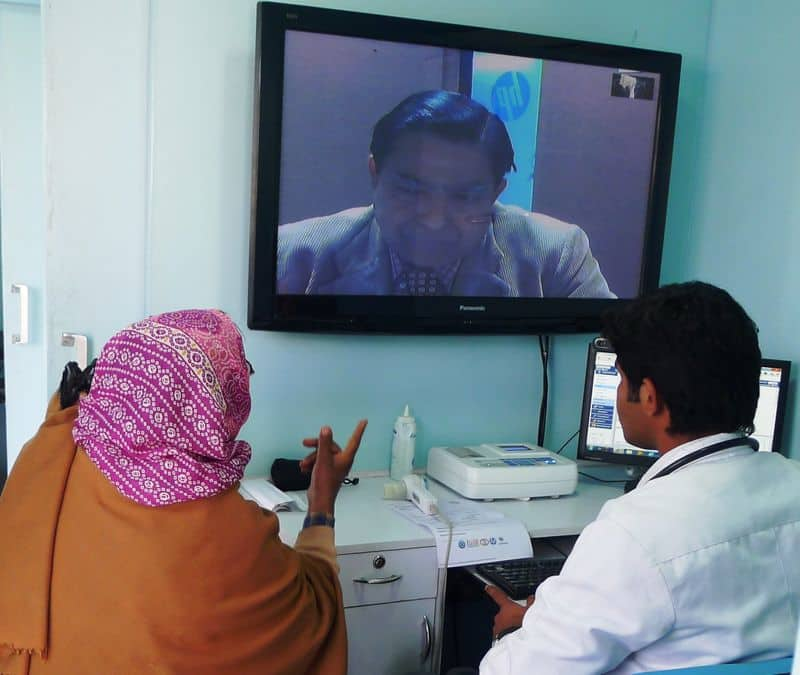 Serving 35000 patients every day, telemedicine service eSanjeevani completes 30 lakh consultations