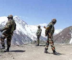 Smart camp ready for troops in Ladakh amid controversy with China
