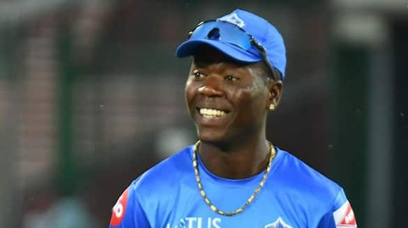 IPL 2021:  Sherfane Rutherford to leave IPL bio-bubble to be with his family after his father's demise