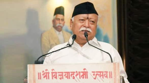 RSS Chief Mohan Bhagwat Tests Positive For Covid