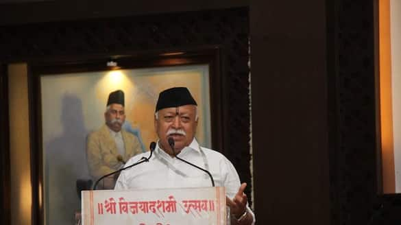 RSS chief Bhagwat blames Centre too for second Covid wave-VPN