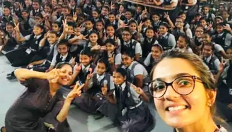 Ending period poverty How an Ahmedabad girl is putting efforts to create awareness on menstrual hygiene