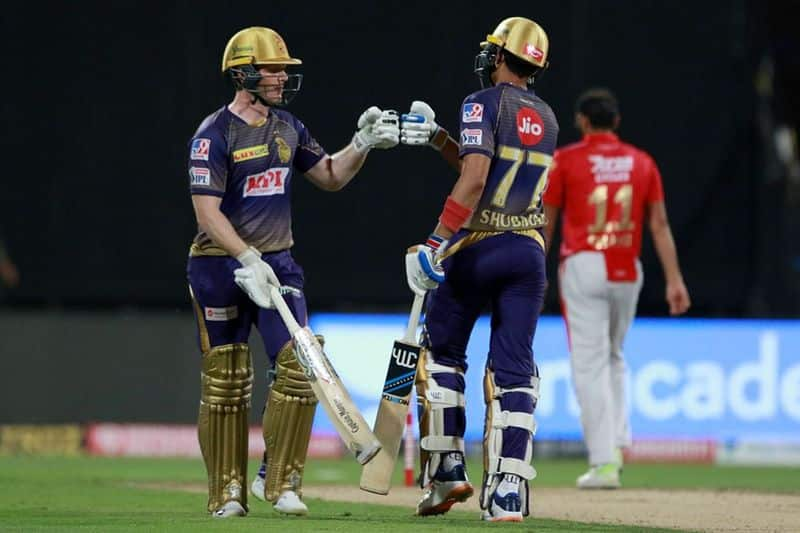 IPL 2021 సీజన్లో భాగంగా నేడు పంజాబ్ కింగ్స్, కోల్కత్తా నైట్రైడర్స్ మధ్య మ్యాచ్ జరగనుంది. టాస్ గెలిచిన కేకేఆర్ జట్టు కెప్టెన్ ఇయాన్ మోర్గాన్ ఫీల్డింగ్ ఎంచుకున్నాడు. పంజాబ్ కింగ్స్ జట్టు తొలుత బ్యాటింగ్ చేయనుంది.