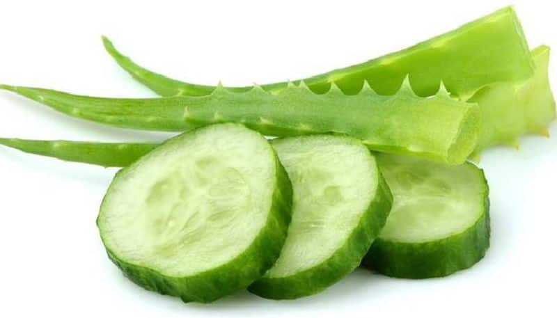 Did you know cucumber peels can be used in making eco-friendly packaging material?