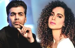 <p>The cold war between Karan Johar and Kangana Ranaut is known by all. The actress had called him the flag bearer of nepotism and also denoted him as the movie mafia. But again she has locked her horns with the filmmaker over another issue.</p>