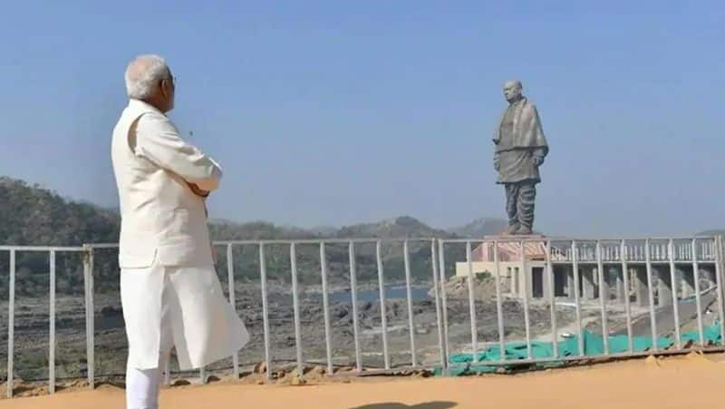 More than 15 thousand tourists are reaching the Statue of Unity daily, know how much is earned