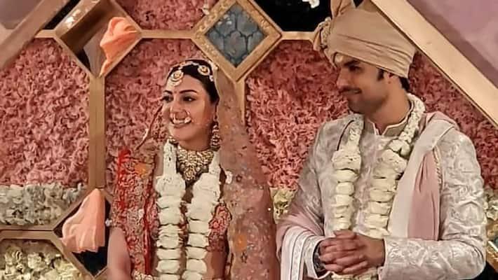 Kajal Aggarwal Wedding First Photo KPG