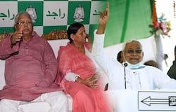 <p>Bihar Elections, Lalu Prasad Yadav's native villages slams Nitish over his personal attack</p>