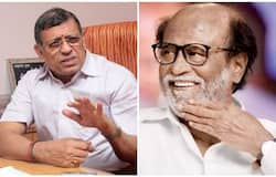 <p>Rajini and Gurumurthi</p>