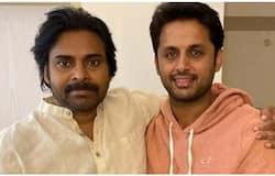 <p>Nithin and Pawan Kalyan</p>