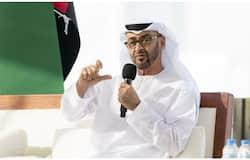 <p>Sheikh Mohamed Bin Zayed Al Nahyan</p>