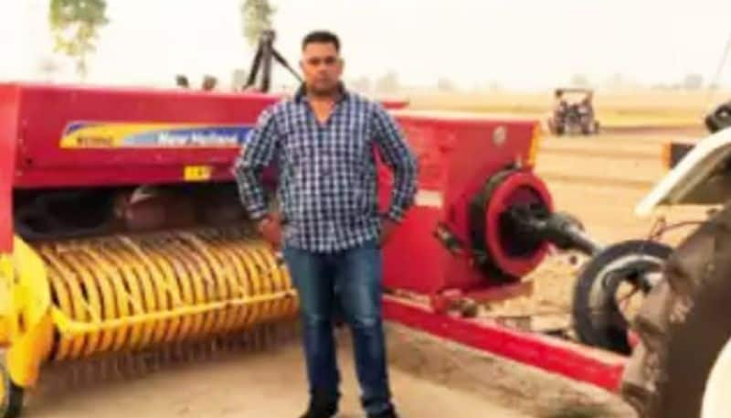 If stubble is managed well, it can earn you lakhs together. This Kaithal farmer is testimony