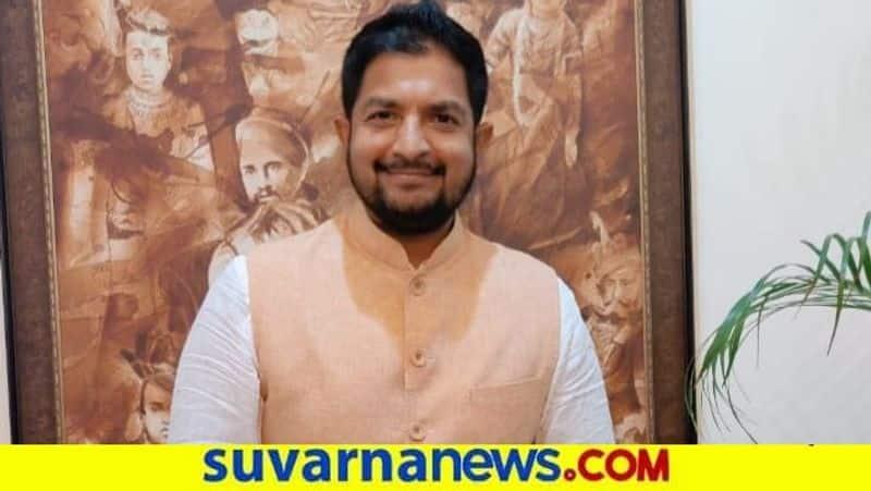 MLA Sharat Bachegowda Taunts to Minister MTB Nagaraj snr