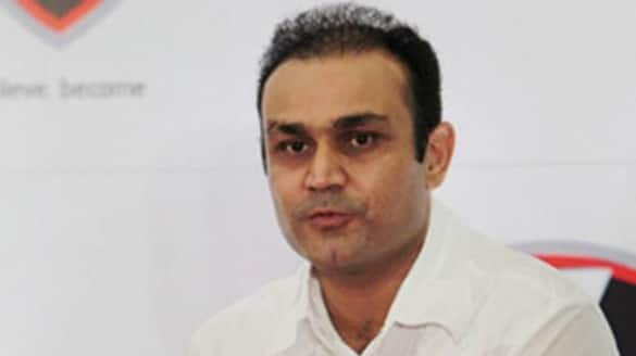 Virender Sehwag launched an online website CRICURU for cricket education spb