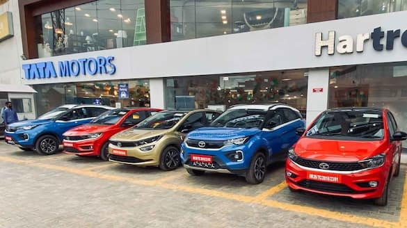 Tata Motors Plans To 25% Sales From Electric Vehicles