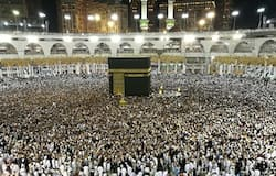 <p>* The duration of stay of pilgrims in the Saudi Arabia may be reduced due to Coronavirus pandemic depending upon the Haj protocol and the norms to be formulated by the Saudi Haj Authorities (Ministry of Haj &amp; Umrah). No request for increase or decrease of stay should be made as it would be of no use. It is anticipated that the period of stay in Saudi Arabia may be reduced to 30-35 days depending upon the flight schedule.</p>