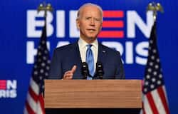 """<p>""""They delivered us a clear victory, a convincing victory: 75 million, a record,"""" Biden said as honks sounded from a sea of red, white and blue cars and trucks parked in front of the stage for the socially distanced rally.<br /> &nbsp;</p>"""