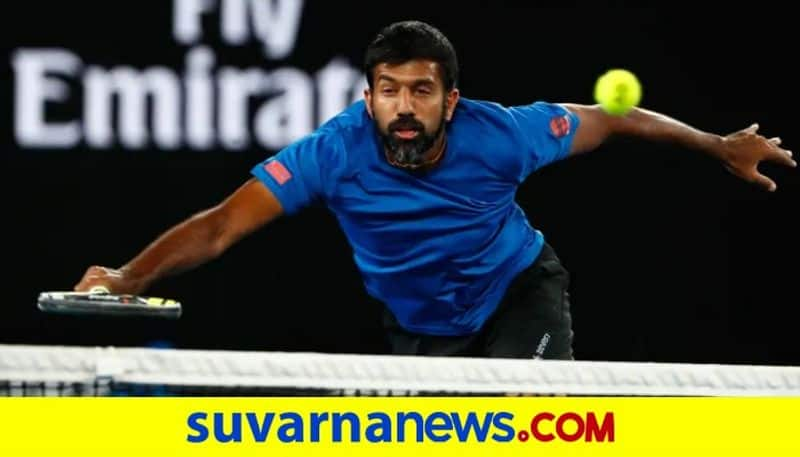 India Pakistan pair of Bopanna Qureshi loses first match after reunion in ATP 500 event kvn