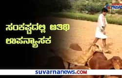 <p>Jobless Raichur Lecturer Turns Shepherd</p>