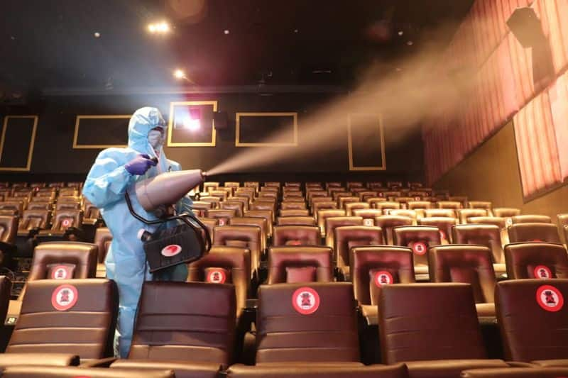 Andhra Pradesh government allowed 100 per cent audience in the theater